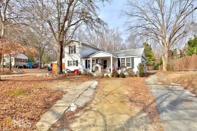 Alpharetta Single Family Home New: 396 Academy St