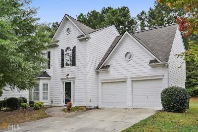 Douglasville Single Family Home Under Contract: 5512 Somer Mill Rd
