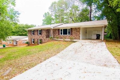 Norcross Single Family Home Under Contract: 2392 Plymouth
