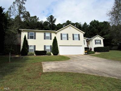 Gainesville Single Family Home New: 3322 Banks Mountain Rd
