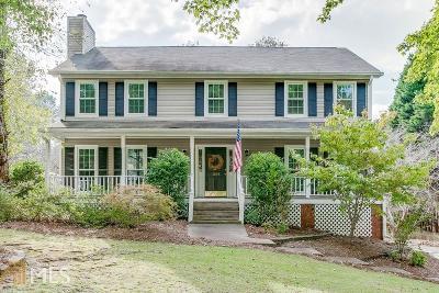 Lilburn Single Family Home New: 1375 Drakie Ct