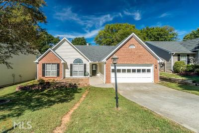 Barrow County, Cobb County, Dekalb County, Forsyth County, Fulton County, Gwinnett County, Hall County, Jackson County, Oconee County, Walton County Single Family Home New: 4509 Creek Ford Rd