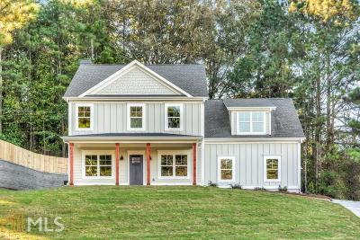 Woodstock Single Family Home New: 296 Arnold Mill