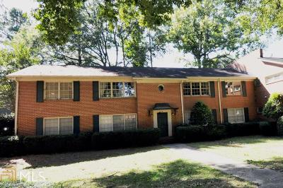 Condo/Townhouse Under Contract: 425 Lindbergh Dr #C4