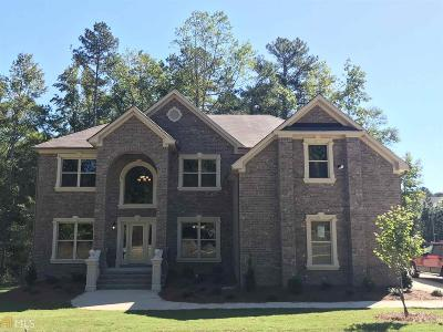 Conyers Single Family Home New: 3600 Brook Park
