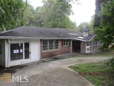 Tucker GA Single Family Home Pending Offer Approval: $135,450