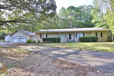 Cumming Single Family Home Under Contract: 1840 Daves Creek Rd