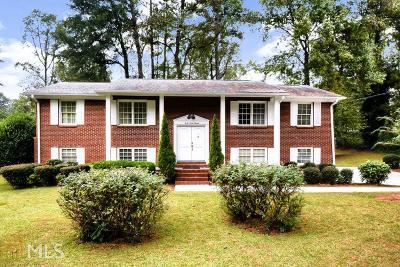 College Park Single Family Home Under Contract: 4720 Towanda Cir