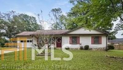 Douglas County Rental New: 1552 Cave Springs Rd