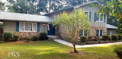 Conyers Single Family Home New: 2316 Country Club Drive SE