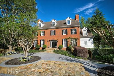Alpharetta GA Single Family Home New: $849,900