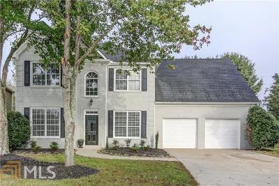 Roswell Single Family Home Under Contract: 6085 Baywood Dr