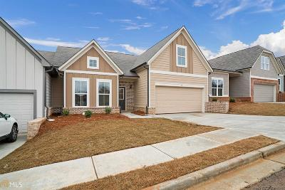 Winder Condo/Townhouse For Sale: 75 Wisteria Way #24