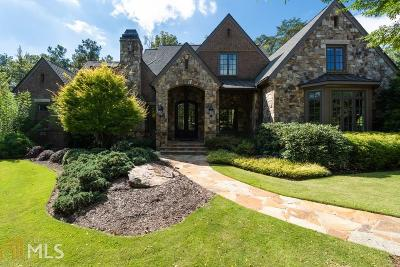 Suwanee GA Single Family Home New: $1,750,000