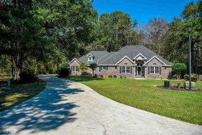 Statesboro Single Family Home For Sale: 2307 Glen Brook Xing