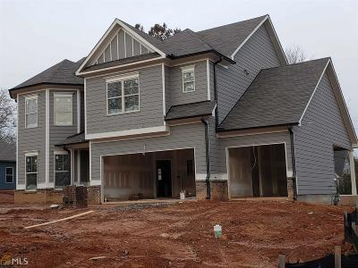 Winder Single Family Home New: 984 Lake Rockwell Way