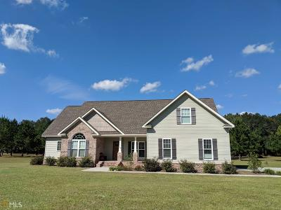 Brooklet Single Family Home For Sale: 229 Rivercrest Dr