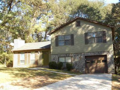 Snellville Single Family Home New: 4488 Grier Dr
