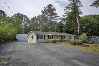 Alpharetta Single Family Home New: 1520 Pine Valley Dr