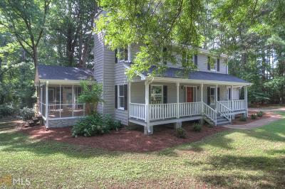 Monroe Single Family Home For Sale: 1209 Alcovy St