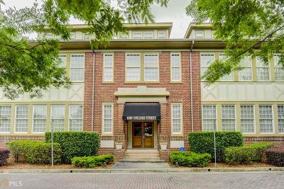 Hapeville Condo/Townhouse Under Contract: 600 College St #110