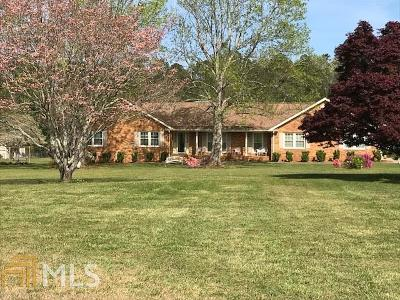 Griffin Single Family Home For Sale: 123 Gingercake Rd