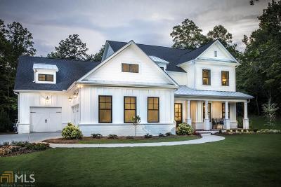 Milton Single Family Home New: 15815 Burdette Ct