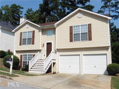 Stone Mountain Single Family Home New: 820 Tradd Ct