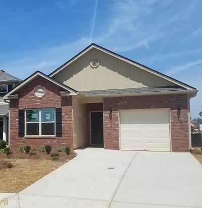 Lovejoy Single Family Home Under Contract: 2611 Lovejoy Crossing St #122