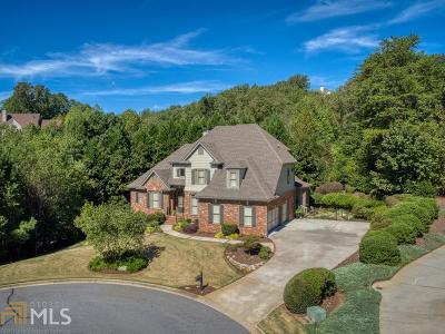 Cumming, Gainesville, Buford, Dawsonville Single Family Home New: 3850 Starboard Point