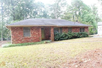 Atlanta Single Family Home New: 2997 Ramble Ln