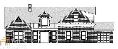 Buford Single Family Home New: 2680 Sardis Way