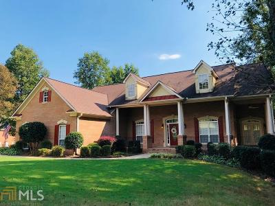 Villa Rica Single Family Home New: 8995 Meadow Walk