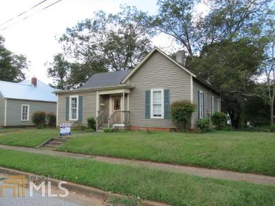 Carrollton Single Family Home New: 119 Clifton Ter