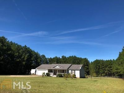 Barnesville Single Family Home For Sale: 846 Cannafax