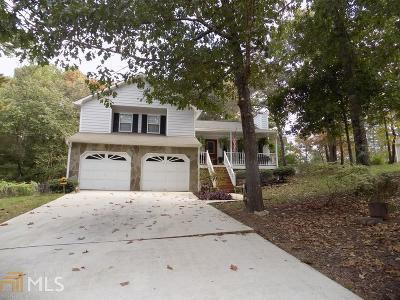 Douglasville Single Family Home New: 5142 Forest Vw Trl