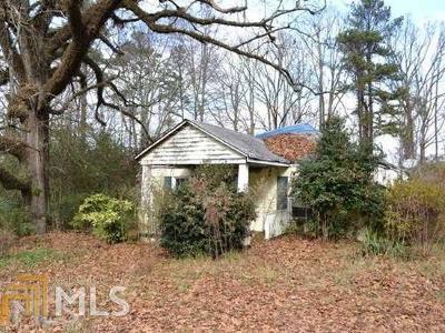 Douglas County Single Family Home New: 2180 S Flat Rock