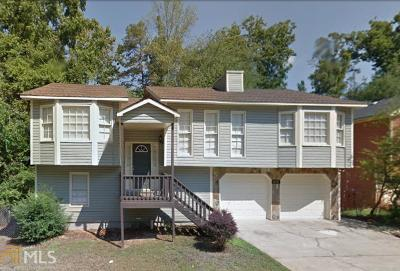 Lithonia Single Family Home New: 6372 Phillips Creek Dr
