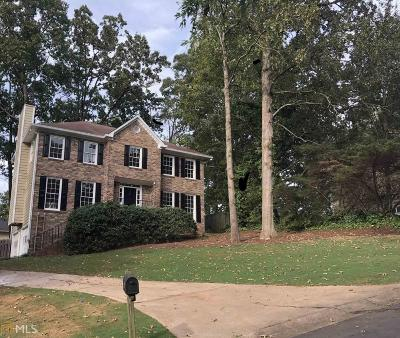 Kennesaw Single Family Home New: 4820 Old Field Dr #186
