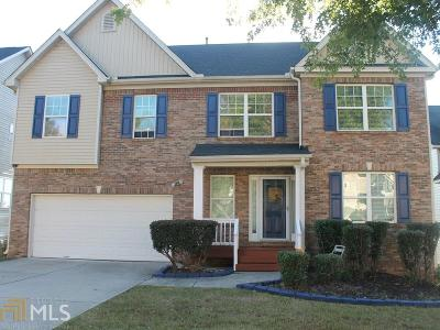 Snellville Single Family Home New: 4599 Chafin Point Ct