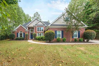 Suwanee Single Family Home New: 855 Cedar Creek Dr
