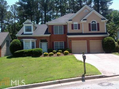 Stone Mountain Single Family Home For Sale: 555 Cottage Oaks