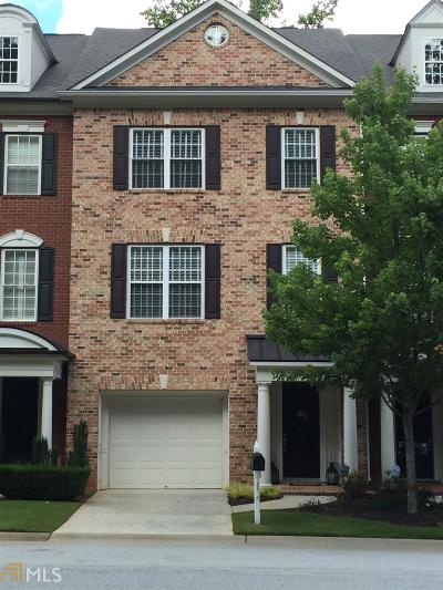 Peachtree City Condo/Townhouse For Sale: 32 American Walk