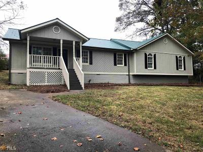 Dawsonville Single Family Home New: 98 Mountainside W