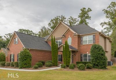 Dacula Single Family Home New: 1134 Red Wolf Ln