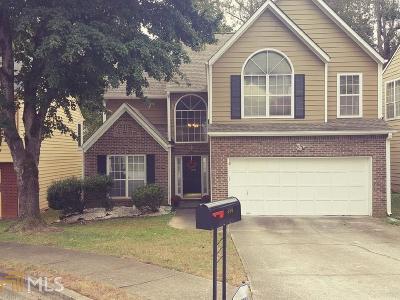 Lilburn Single Family Home Under Contract: 590 Durham Ridge Dr