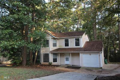 Stone Mountain Single Family Home New: 5409 Forest East