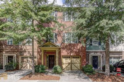 Kennesaw Condo/Townhouse For Sale: 1456 Dolcetto Trce