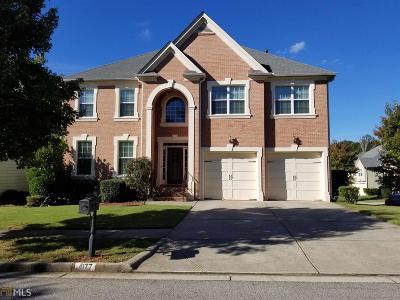 Snellville Single Family Home New: 4177 Meadow Wind Dr