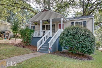 Single Family Home For Sale: 1840 Dorsey Ave